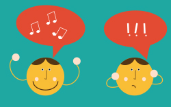 audio and learner
