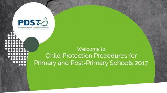 PDST Child protection procedures eLearning