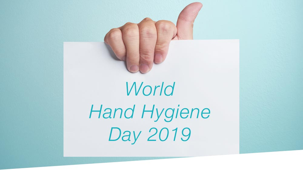 World Hand Hygiene Day 2019
