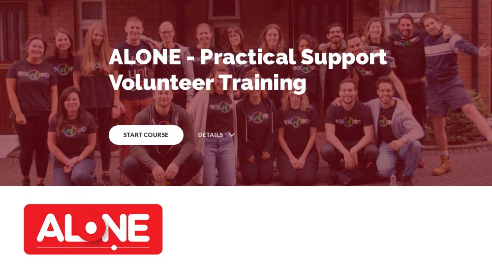 Alone eLearning Case Study