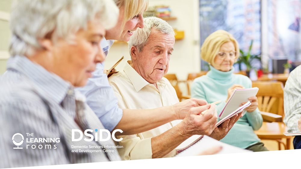 Case study: Helping healthcare professionals support people living with dementia